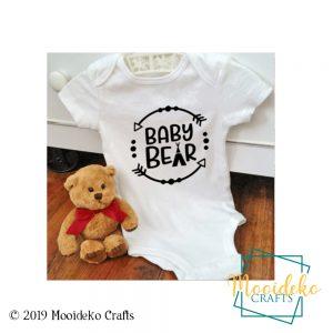 Baby Bear Onesies